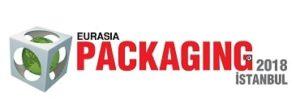 Logo Eurasia Packaging Istanbul Fair 2018